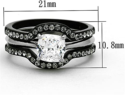 Lanyjewelry RS1207_R10217-W09M10 product image 5