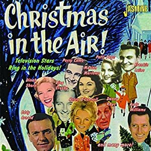 Christmas In The Air! - Television Stars Ring In The Holidays [ORIGINAL RECORDINGS REMASTERED] 2CD SET