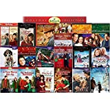 Ultimate 19 Movie Hallmark Holiday Collection DVD - Christmas Card/ Silver Bells/ All I want for Christmas/ Christmas Hope/ One Christmas Eve/ November Christmas/ Christmas Ornament & More