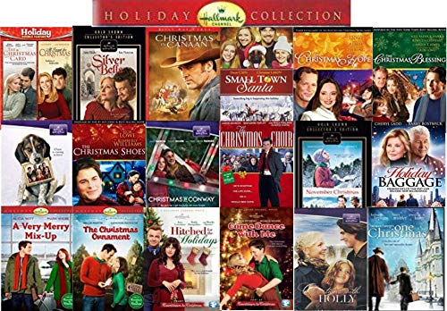 - Ultimate 19 Movie Hallmark Holiday Collection DVD - Christmas Card/ Silver Bells/ All I want for Christmas/ Christmas Hope/ One Christmas Eve/ November Christmas/ Christmas Ornament & More
