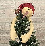 Honey In Me Small Ski Hat Tree Topper