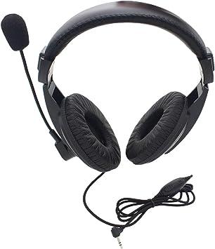 2.5mm Security Headset Headphone Boom Mic for Motorola T400 T460 T465 T480 Radio