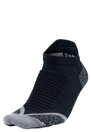 Amazon.com: Nike Elite Running Cushioned no show (14 – 16 ...