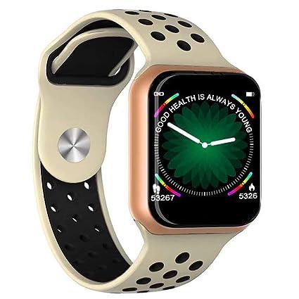 Amazon.com: F8 IP67 reloj inteligente impermeable, deportivo ...