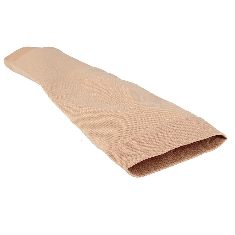 Beauty7 Tan Tattoo Cover Up Sleeve Shank Crus Arm Jacket Concealer UV Protection Medium (2PCS) by Beauty7 (Image #4)