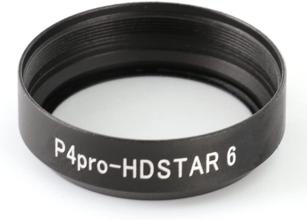 Fotga 4pc CPL ND2 ND4 6-Cross Star Filter Kit for DJI Phantom 4 Pro Pro Drone Quadcopter
