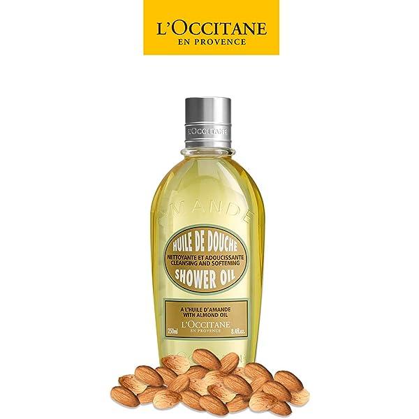 Aceite de Ducha Almendra - 250 ml - LOCCITANE: Amazon.es: Belleza