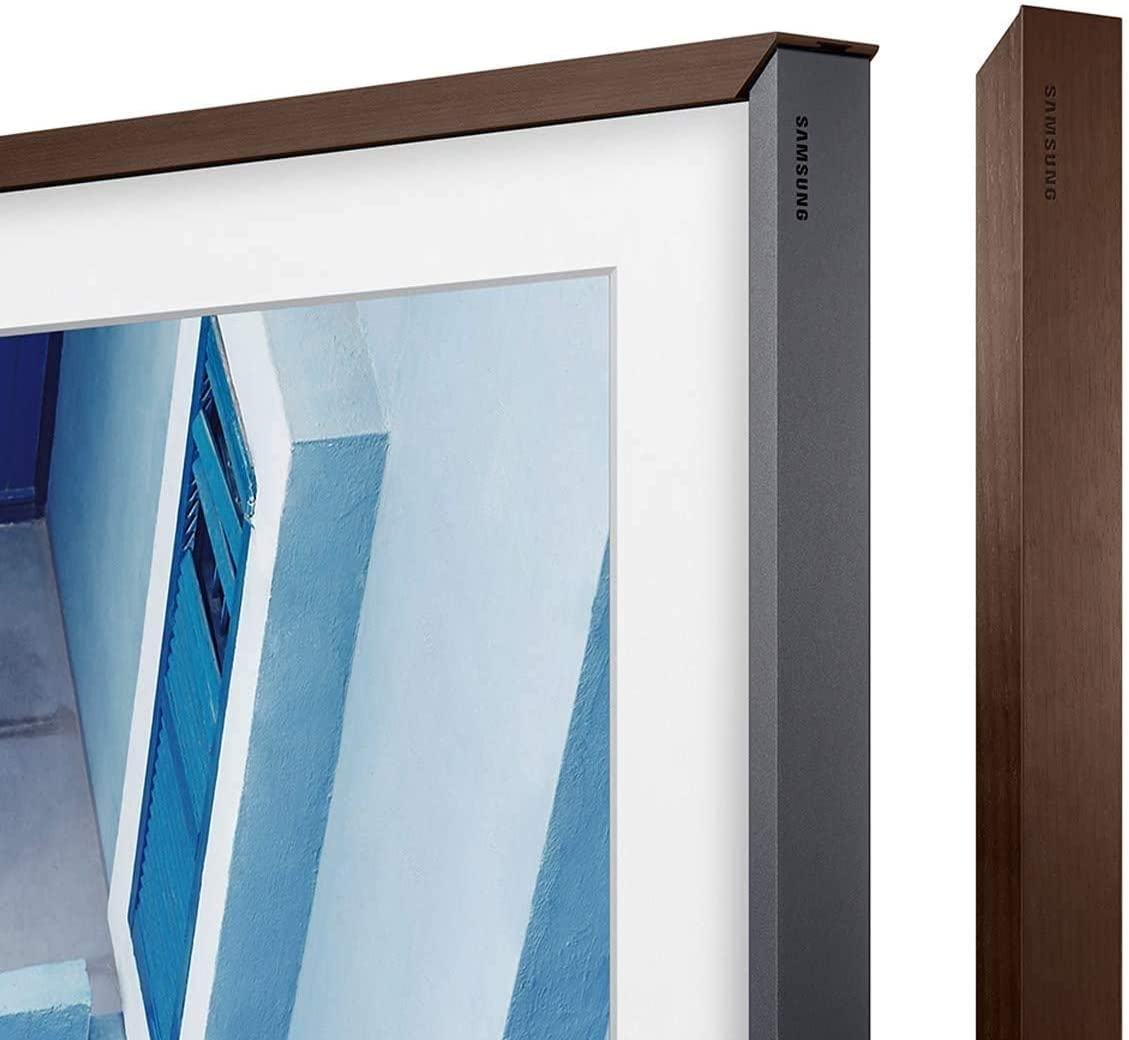 Samsung 55 The Frame Customizable Bezel – Brown VG-SCFN55DP ZA