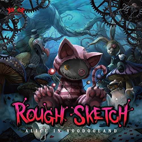 Roughsketch-Alice In Voodooland-(NBCD-026)-CD-FLAC-2016-WRE Download