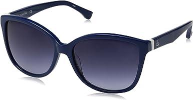 TALLA 56. Calvin Klein Cat Eye Gafas de sol para Mujer