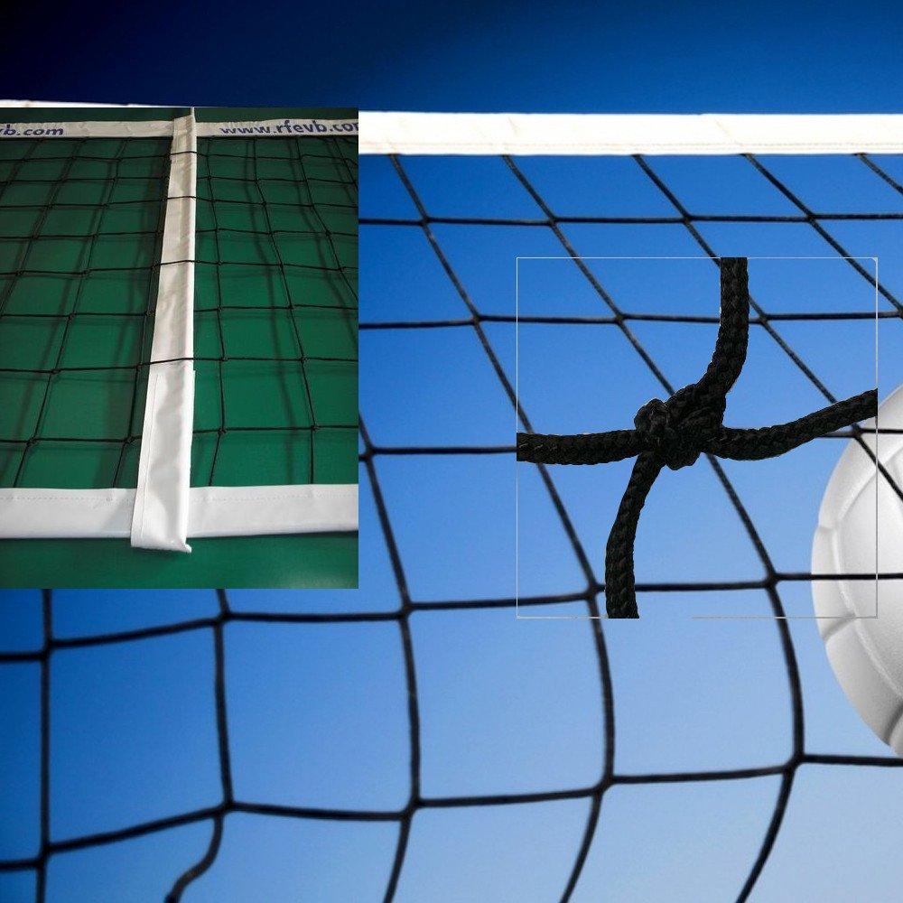 Red de voleibol modelo guia . Nylon 3 mm ø Redes Deportivas On Line