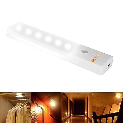 Sensor de Luz Led de Pared Luces de Noche,TFZ® sensor de ...