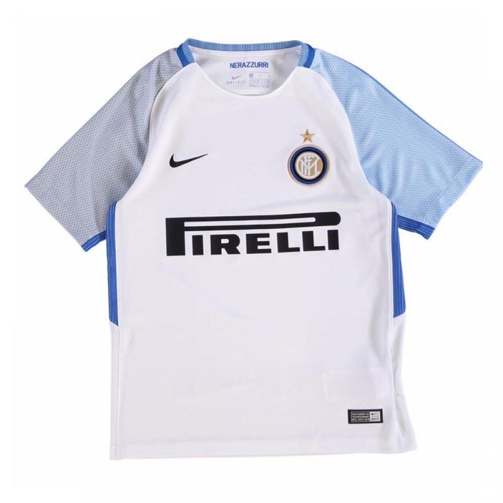 2017-2018 Inter Milan Away Nike Football Shirt (Kids)