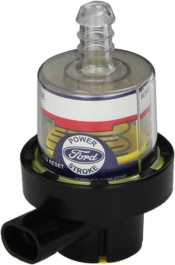 Ford Super Duty 7.3 6.0 Diesel Air Filter Flow Indicator Gauge OEM 5C3Z 9N622 A