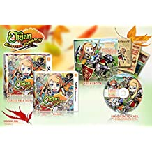 Etrian Mystery Dungeon: First Print Launch Edition With Special Book & Music CD [Nintendo 3DS]