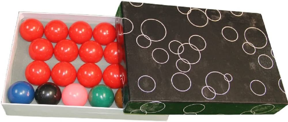 suzakoo Mini 38mm Diameter Snooker Balls Children Playing 22 Balls one Set Billiard Balls