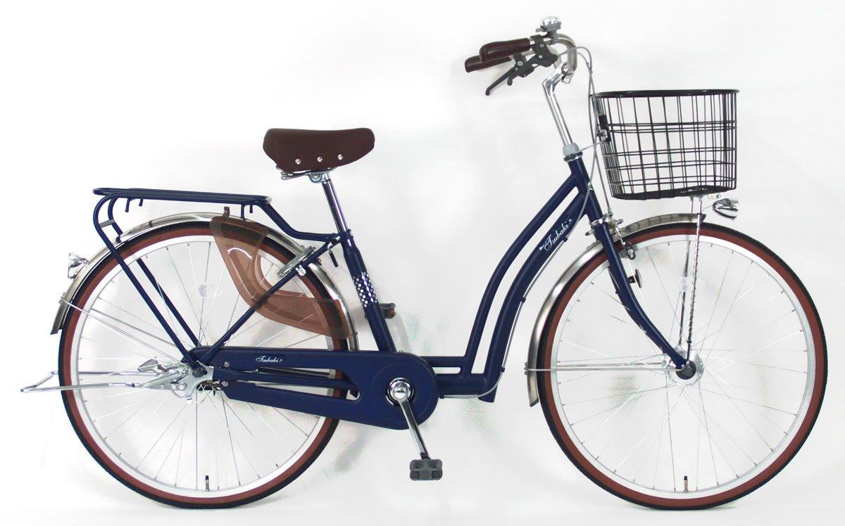 【送料関税無料】 C.Dream(シードリーム) ツバキ 26インチ オートライト TB61-H 26インチ 自転車 シティサイクル 自転車 ネイビー ツバキ 100%組立済み発送 B078V29B4B, ビーキューブ:07ba4a06 --- greaterbayx.co