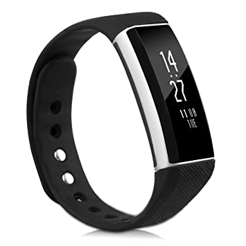 Zeblaze Zeband - Smartwatch Pulsera Inteligente para Móvil Android IOS (Bluetooth 4.0, Ritmo Cardíaco