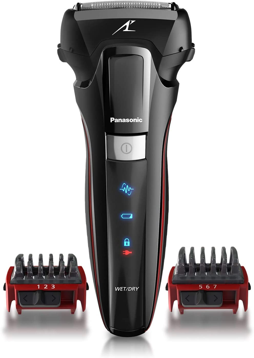 Panasonic ES-LL41-K Panasonic - Afeitadora eléctrica para hombre ...