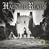 img - for The Haunted Realm 2018 Wall Calendar book / textbook / text book