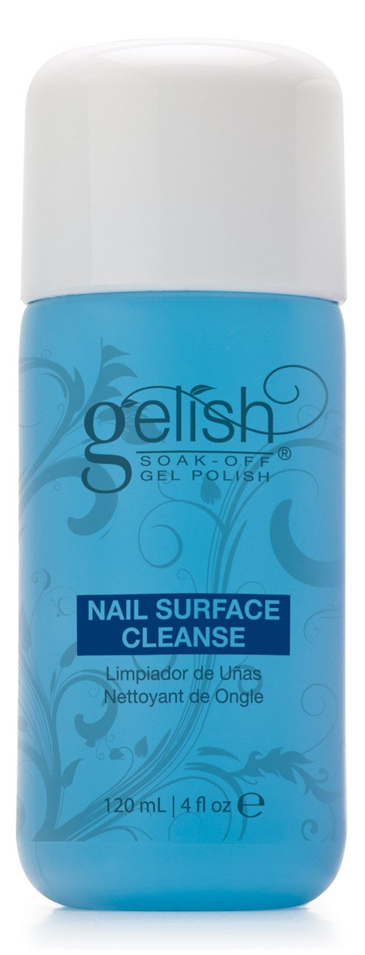 NEW Gelish Full Size Gel Nail Polish Basix Care Kit (15ml) + Remover & Cleanser by Gelish (Image #6)