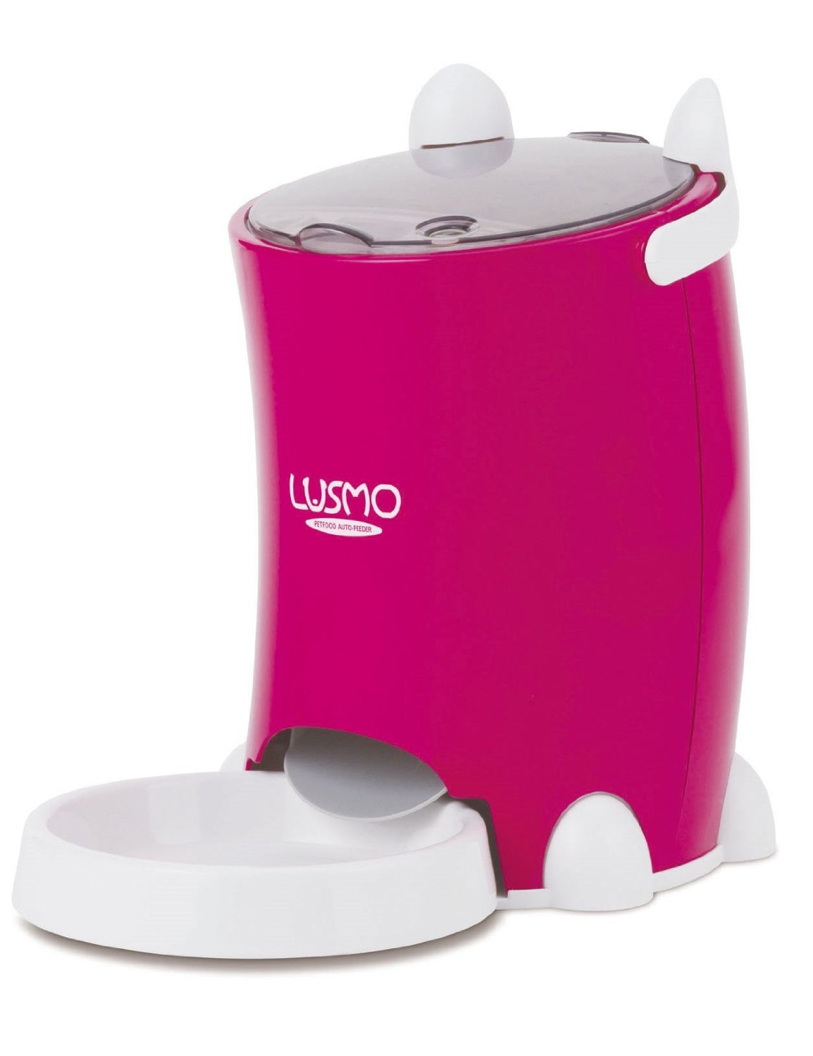 Lusmo Automatic Pet Feeder - English Ver. Red