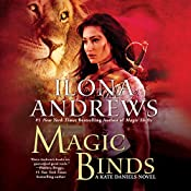 Magic Binds: Kate Daniels, Book 9 | Ilona Andrews