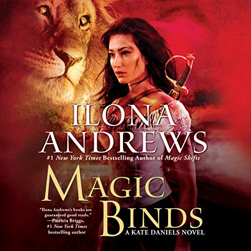 Magic Binds: Kate Daniels, Book 9