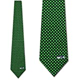 Seahawks Ties Mens Diamante Necktie by Eagles Wings