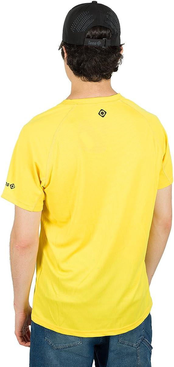 Izas Camiseta Deportiva Creus II Manga Corta Hombre