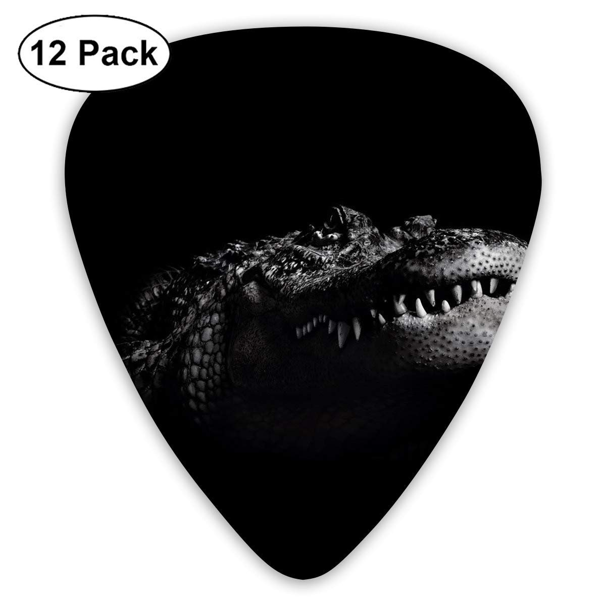 Crocodile Classic Guitar Pick Players Pack for Electric Guitar ...