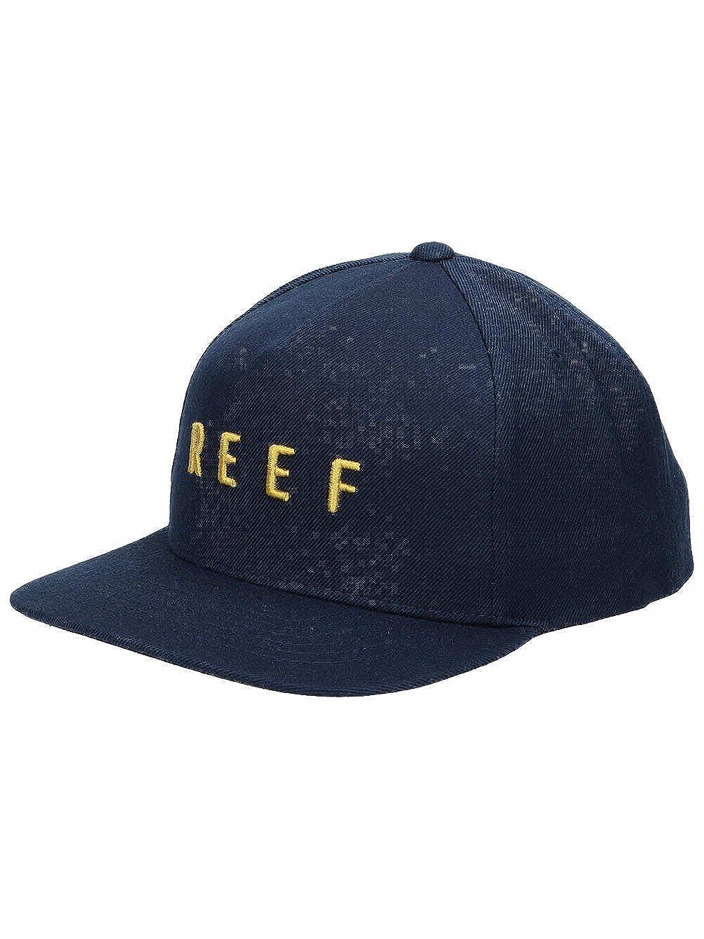 Reef - Gorro para Hombre - Azul - Talla única: Amazon.es: Ropa y ...