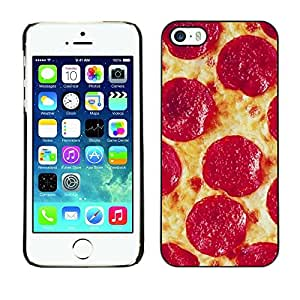 Exotic-Star ( Pepperoni Italian New York Food ) Snap On Hard Protective Case For Apple iPhone 6 plus 5.5 / iPhone 6 plus 5.5