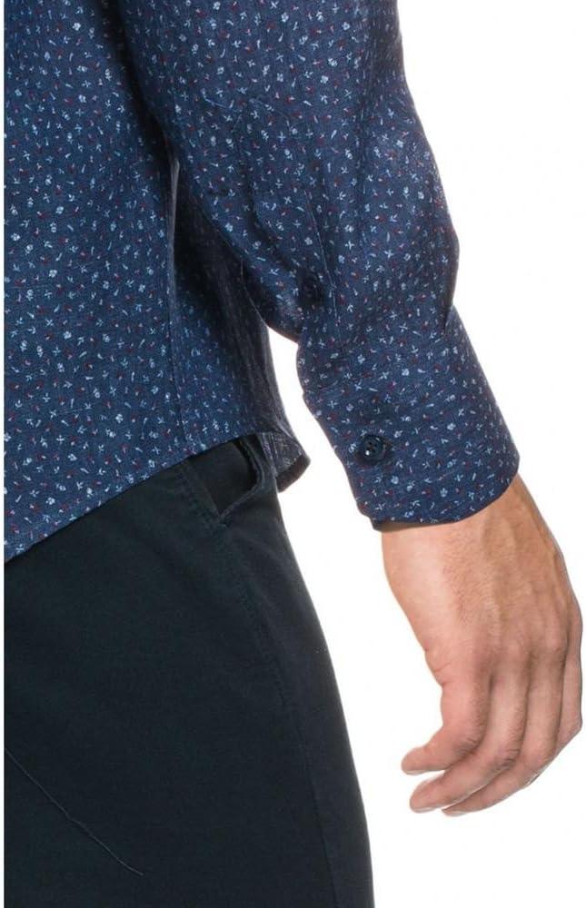 Versace 19.69 Abbigliamento Sportivo Srl Milano Italia para hombre Classic cuello camisa: Amazon.es: Ropa y accesorios