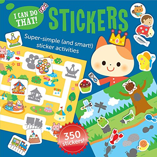 I Can Do That: Stickers: Super Simple (and Smart!) Sticker Activities (Best Activities For 18 Month Old)