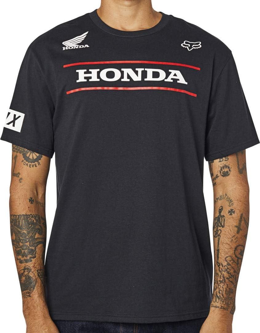 FOX Honda T-Shirt Blanc S