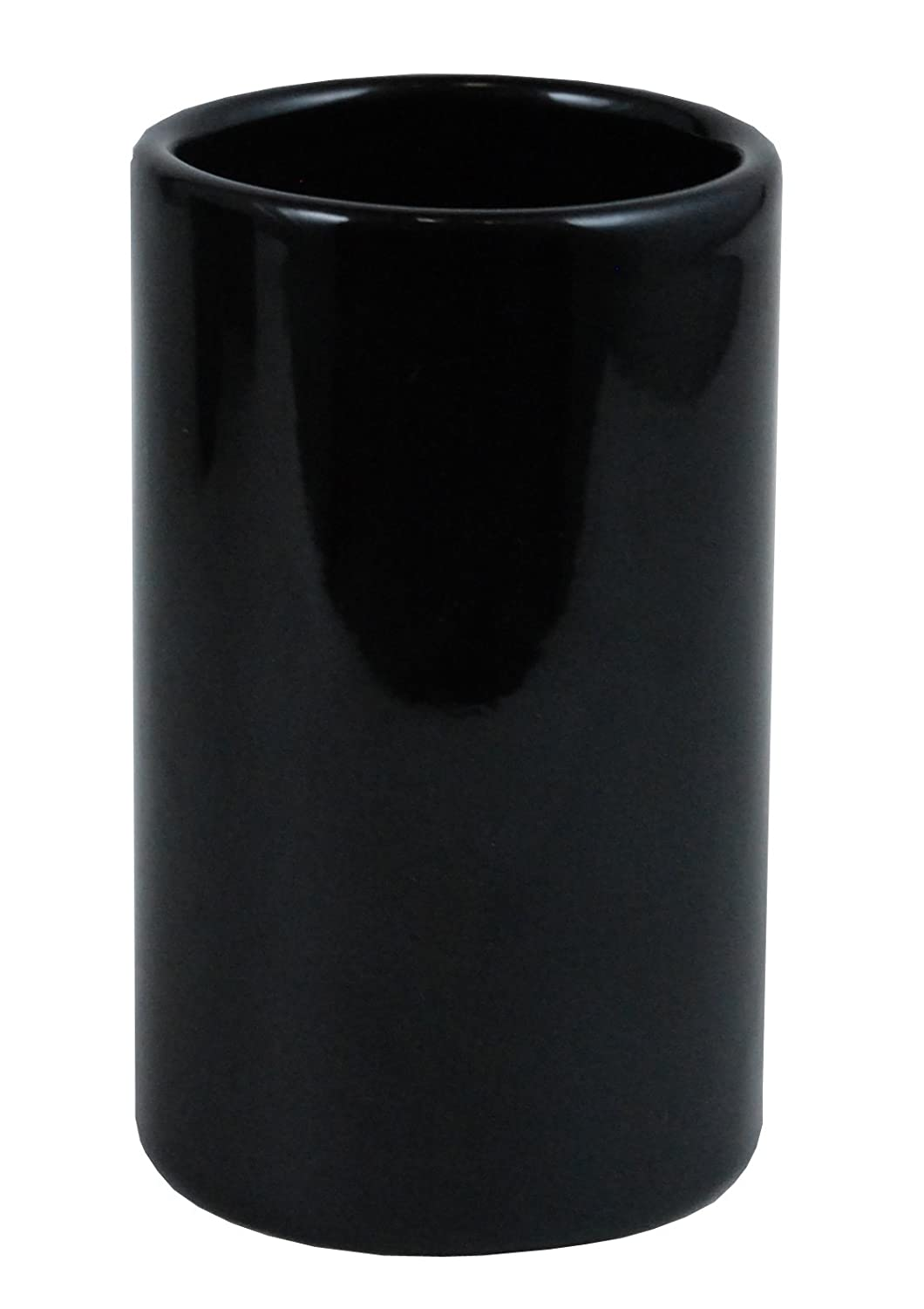 Kiera Grace Nova Ceramic Tumbler, Black Nexxt Design HO85137-6INT
