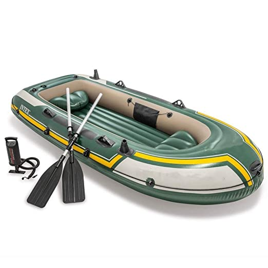 Havanadd-YD Kayak Inflable Bote Inflable for Tres Personas ...