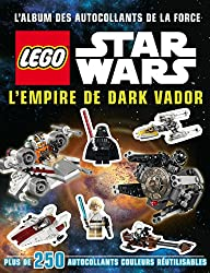 """Lego Star Wars, L'album des autocollants 5 L'empire de Dark Vador"""
