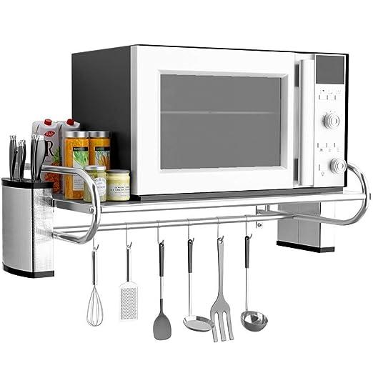 Lszdp-negozio Estante de Cocina Rack de microondas Almacenamiento ...
