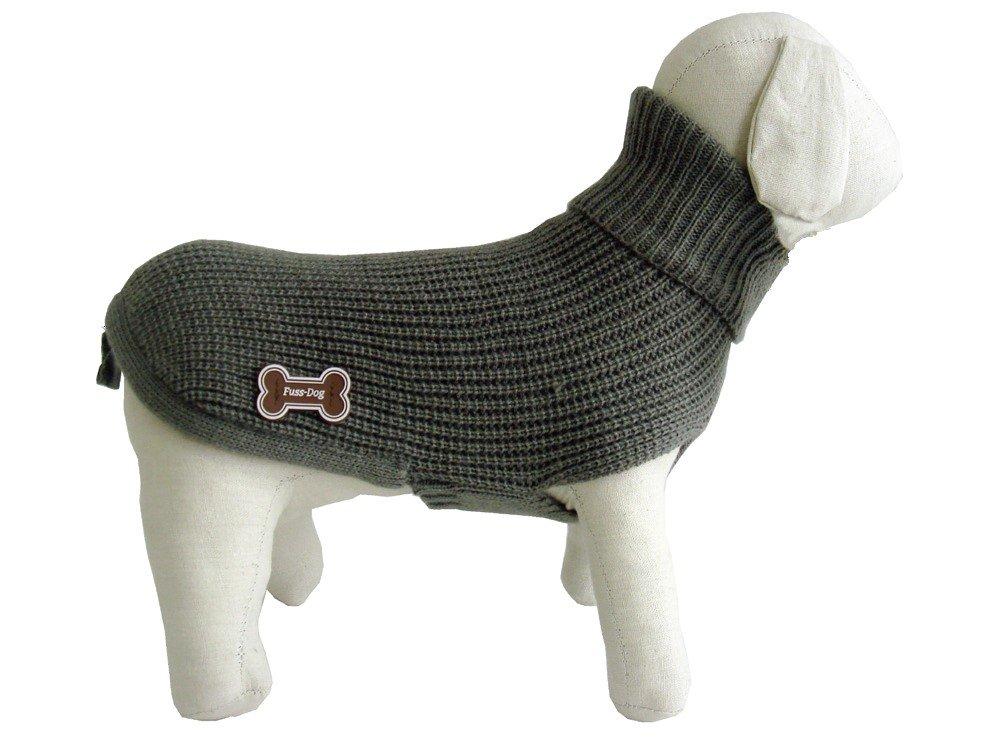 ABRIGO JERSEY LUX SWEATER CM 33 MARRÓN PERRO: Amazon.es: Productos para mascotas