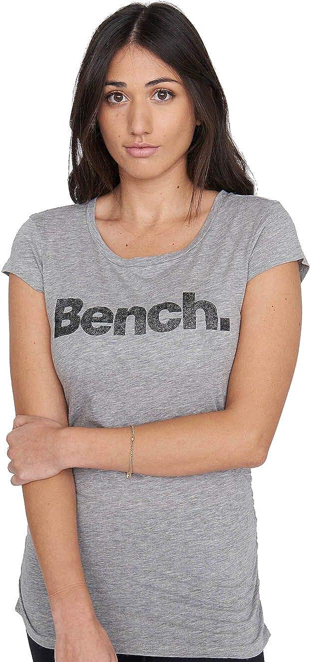 Bench Womens Volley Shirt Active Sportwear Tank Top