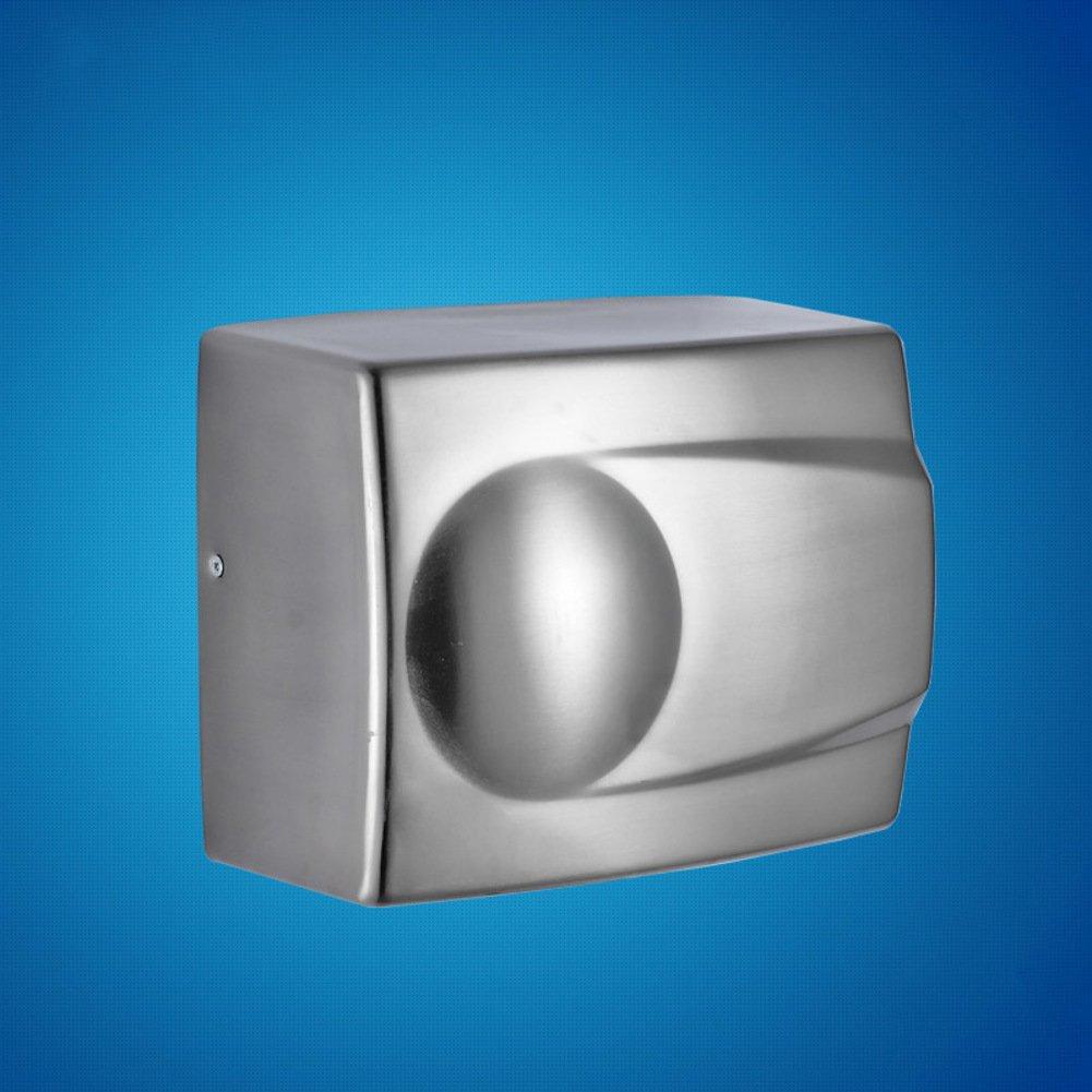 GX&XD Automatic hand dryer,Automatic high speed hand dryer Premiumquality Heavy duty Automatic sensor Automatic-A