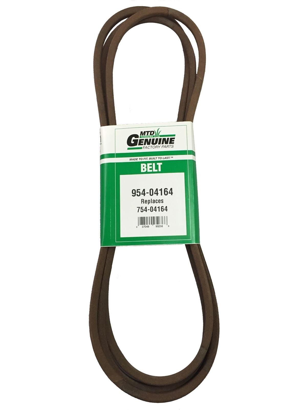 954-04164 Genuine MTD Deck Belt
