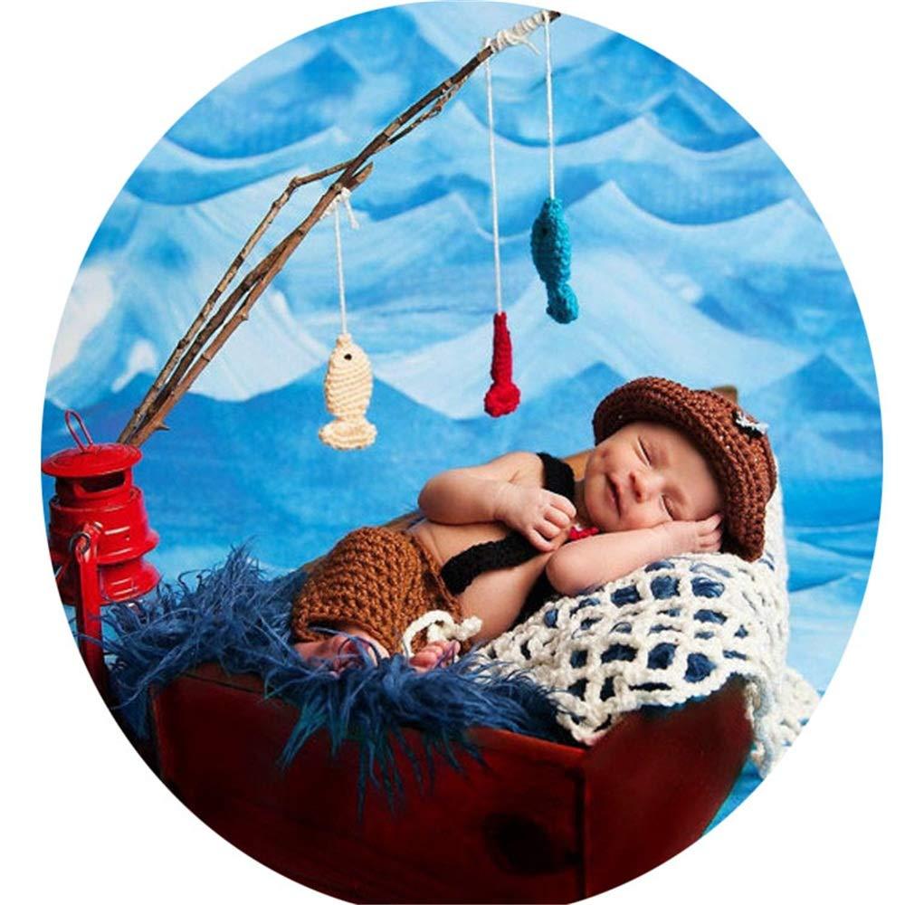Jxth-ba Traje de fotografía de recién Nacido Conjunto de ...