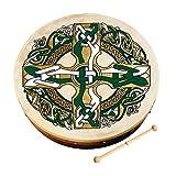 Waltons 12-Inch Celtic Cross Bodhran