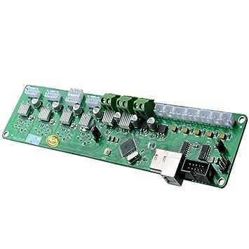 L.Z.HHZL Tronxy Mainboard Melzi 2.0 1284P Placa Base Controlador ...