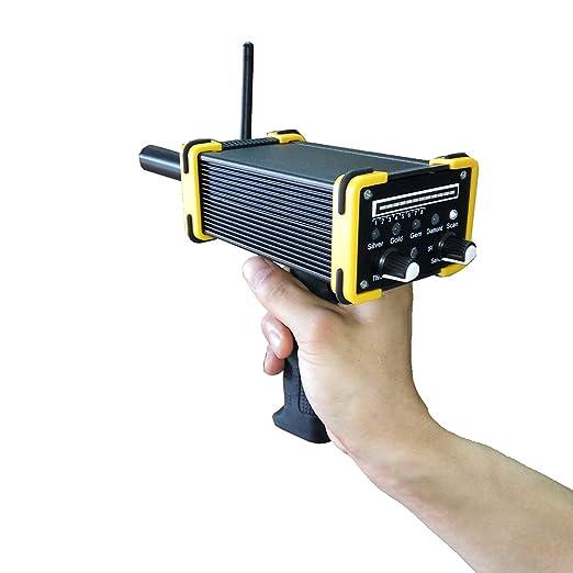 Detector de metales negro Hawk GR-100 MINI de profesión ...