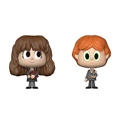 Funko Vynl: Harry Potter - Ron & Hermione 2 Pack, Multicolor: Toys & Games