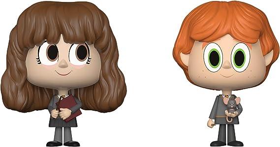 Funko Vynl Pack 2 Figuras Hermione Granger & Ron Weasley - Harry Potter: Amazon.es: Juguetes y juegos